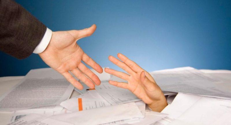 задолженность по кредиту что делать