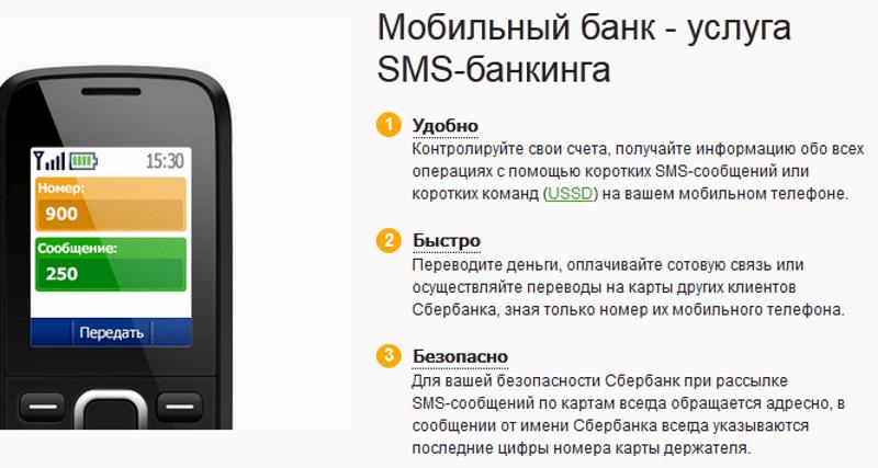 как определить подключение мобильного банкинга