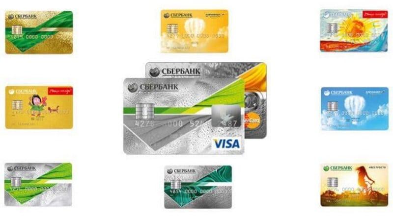 кредитная карта Сбербанк Моментум условия