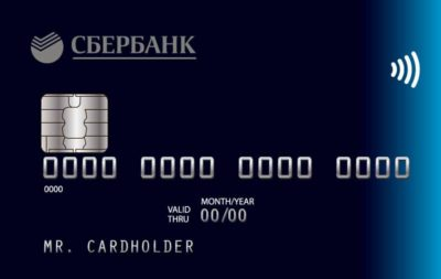 дебиторская карта Сбербанка