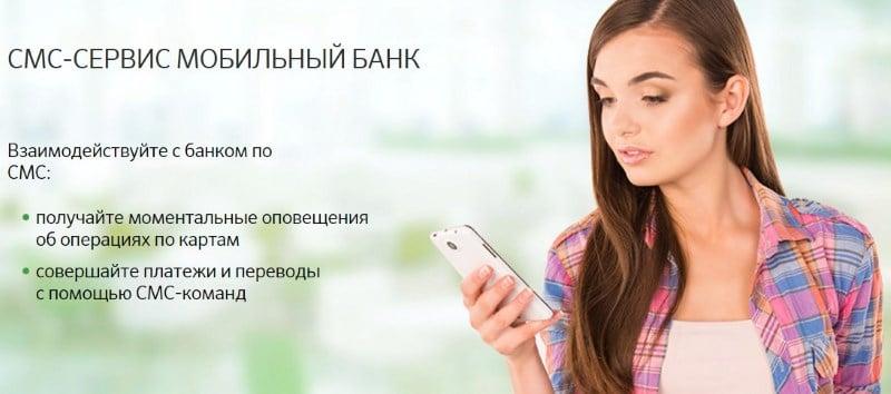 как проверить баланс карты Сбербанка через мобильный банк