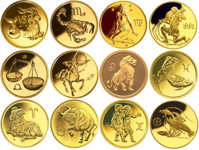 монеты для вложения