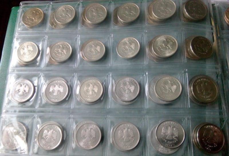вложения в юбилейные монеты