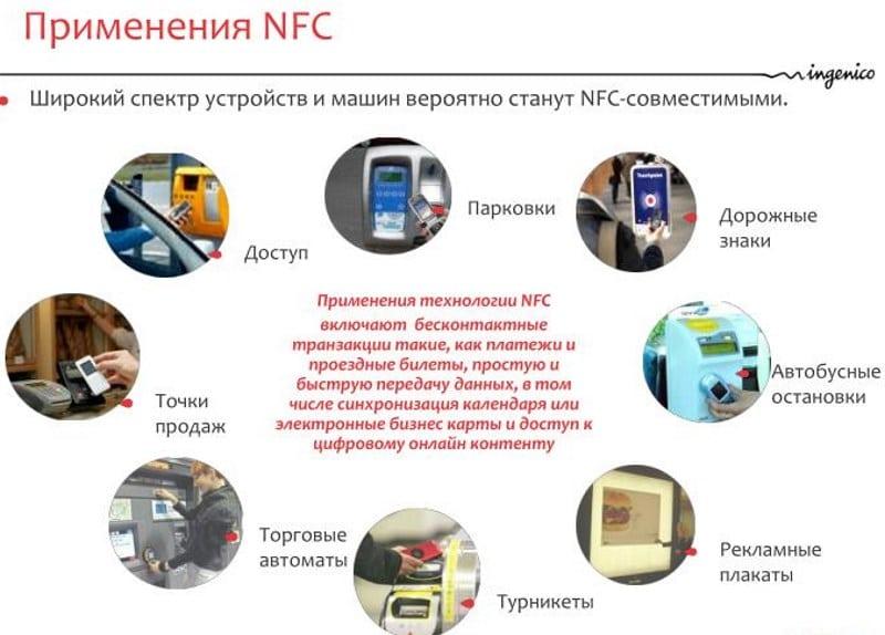 что такое NFC оплата