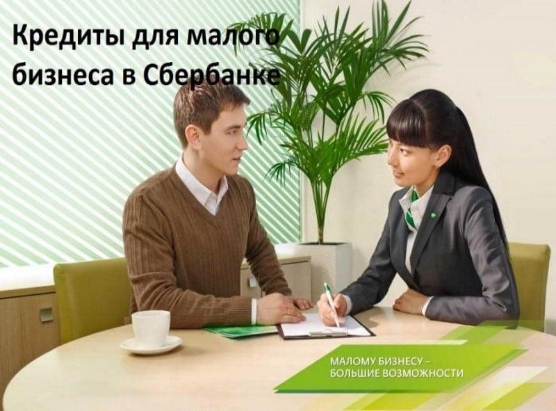 кредит в Сбербанке для ИП условия