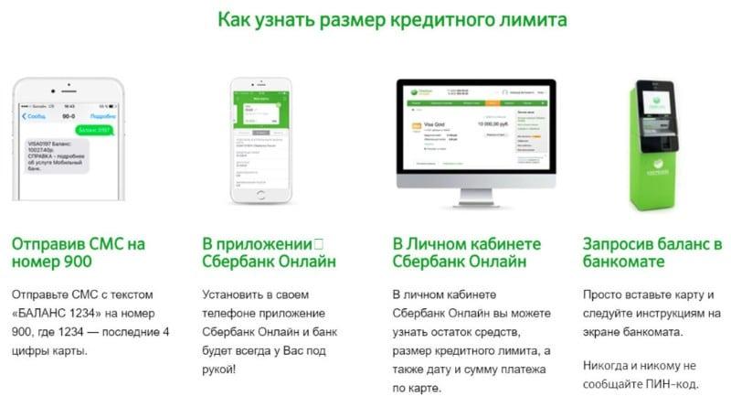 посмотреть остаток по кредиту в Сбербанк Онлайн