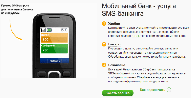 оплата кредита Сбербанка банковской картой через интернет