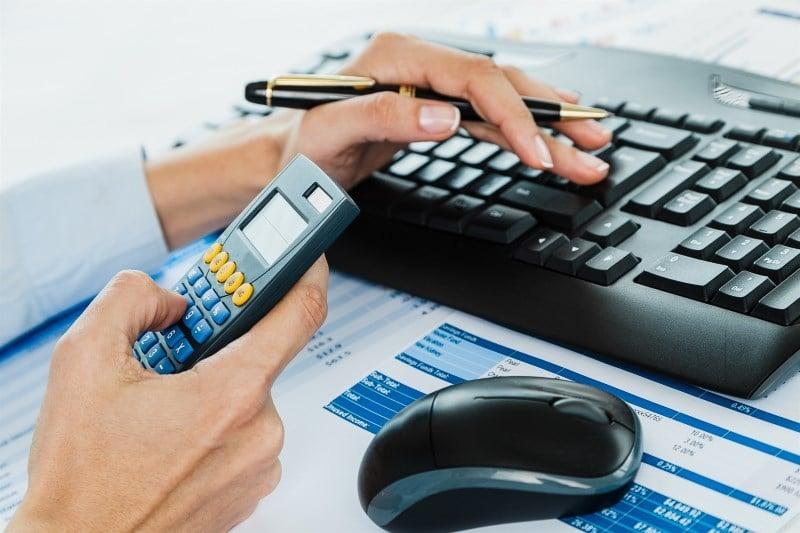 Формула расчета процентов по кредиту и полной стоимости кредита