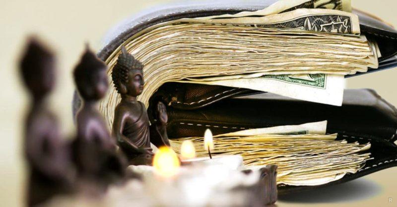 обряд для привлечения денег на новый кошелек