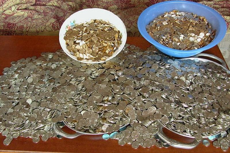 Изображение - Обмен монет в сбербанке mozhno-li-sdat-meloch-v-sberbank-2