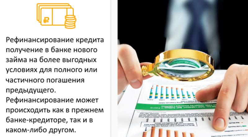 перекредитование ипотеки в ВТБ 24