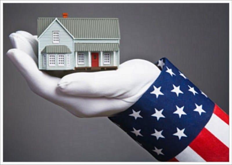 ипотека в Америке процент