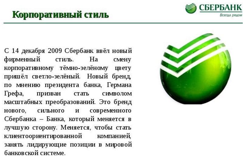 история Сбербанка России кратко