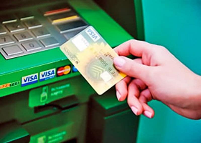 карта Сбербанка не читается в банкомате что делать