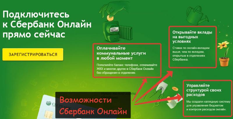 как получить логин и пароль Сбербанк Онлайн через терминал