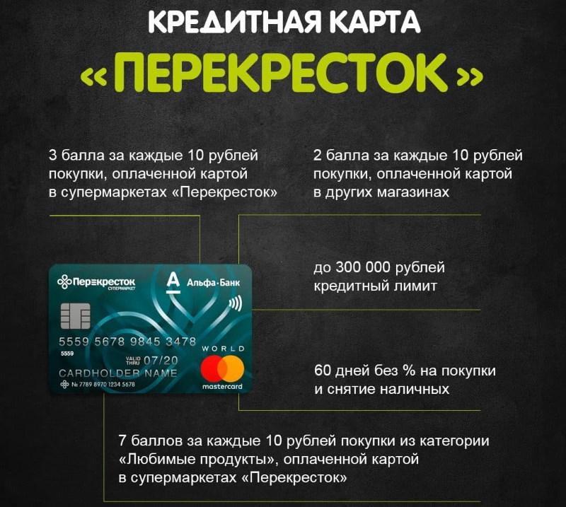 клиент получает кредитную карту альфа банка