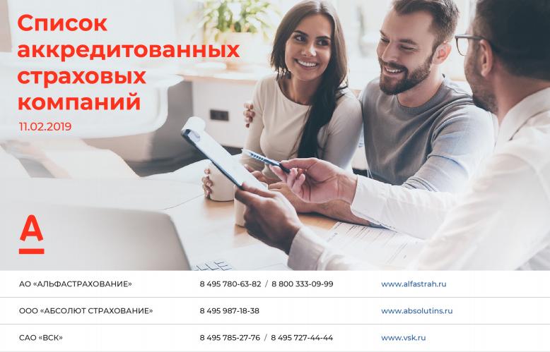 ипотечный кредит Альфа-Банка
