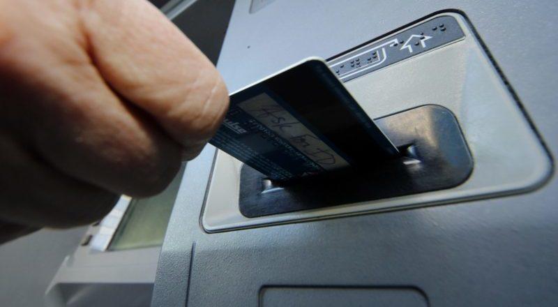снять Евро в банкомате Альфа-Банка
