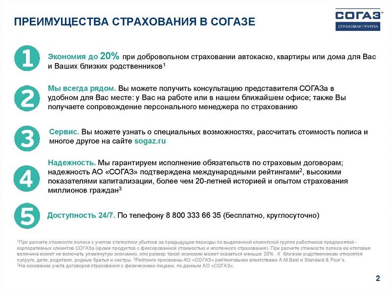 страховые компании аккредитованные Россельхозбанком для ипотеки
