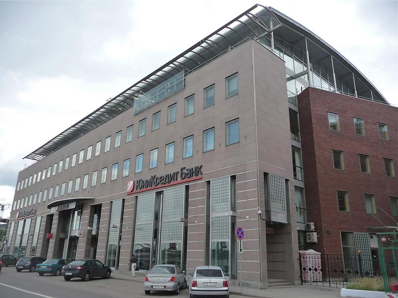 ЮниКредит Банк центральный офис в Москве адрес