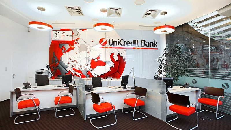 как получить карту Юникредит банка