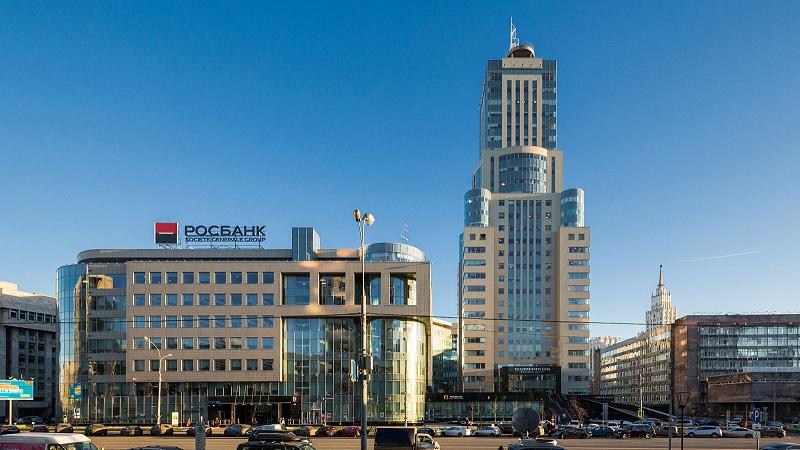 Росбанк центральный офис в Москве адрес