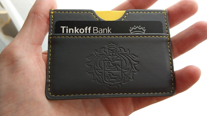 встреча с представителем банка Тинькофф