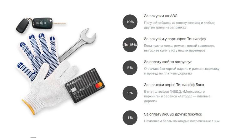кредитная карта Тинькофф оформить онлайн-заявку